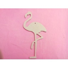 4mm MDF Flamingo